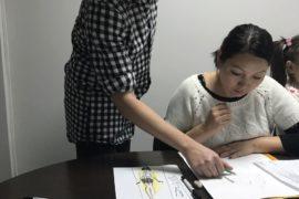 школа дизайна одежды в Алматы